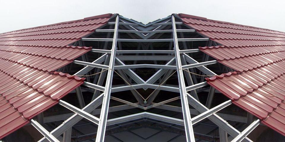 Çelik Çatı Örneği