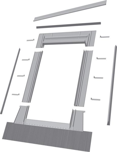 Fakro Çatı Penceresi Etekliği