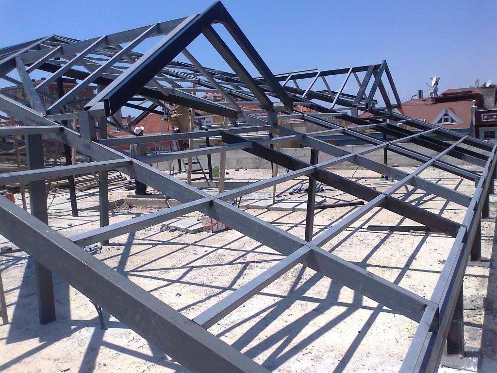 Profil çatı