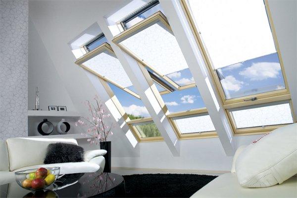 Yüksek Pivot Orta Kayıtlı Fakro Pencere Modelleri